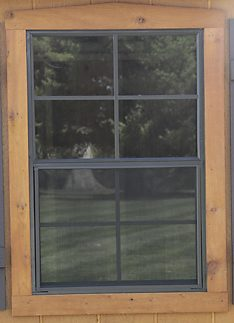 24x36 inch shed window