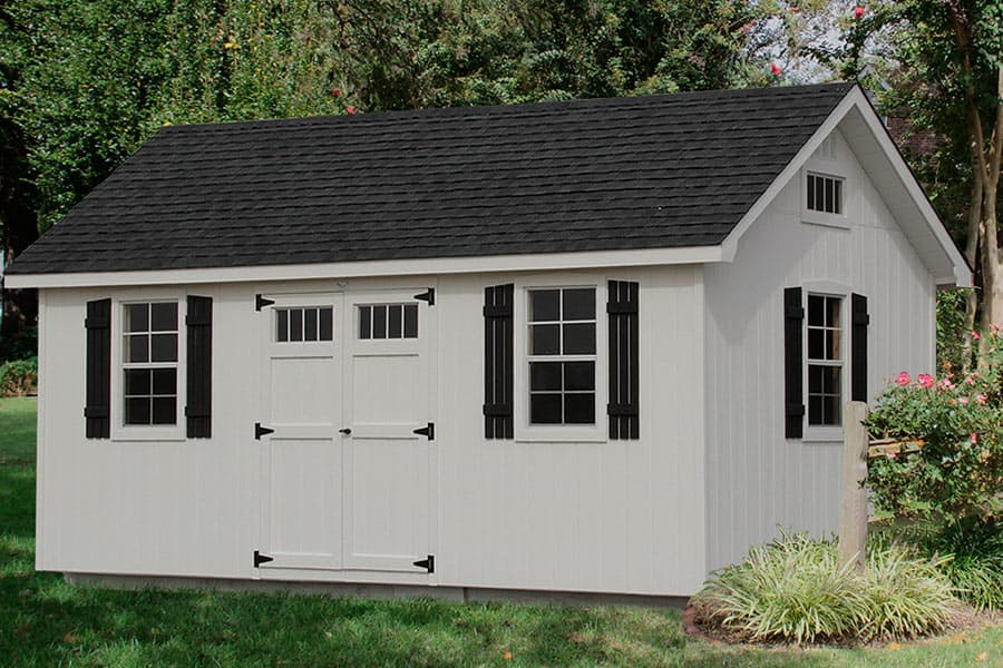 backyard shed design ideas in ky