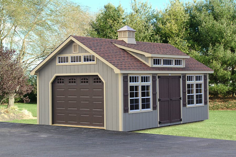 get backyard shed designs in ky