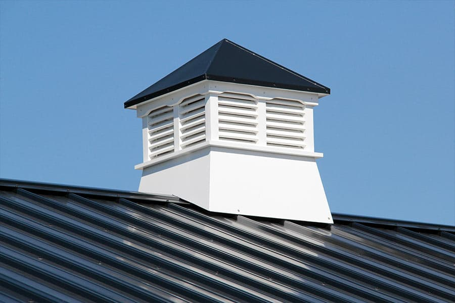 shed cupola in ky