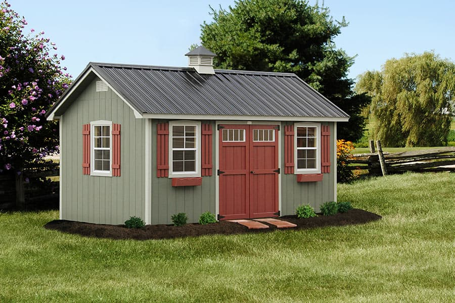 Sheds for Sale in KY & TN | Buy Wood Storage Buildings for ...