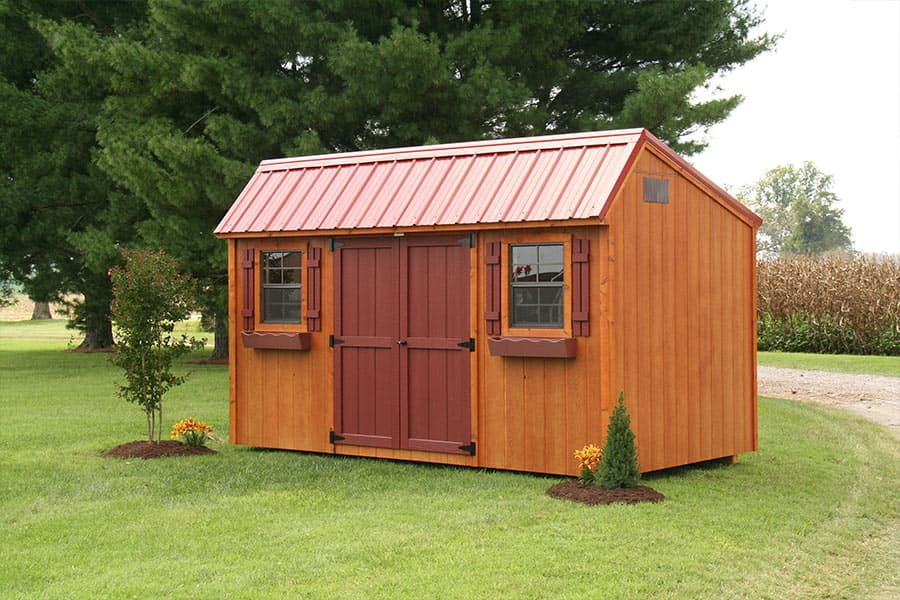 portable storage shed ideas in ky