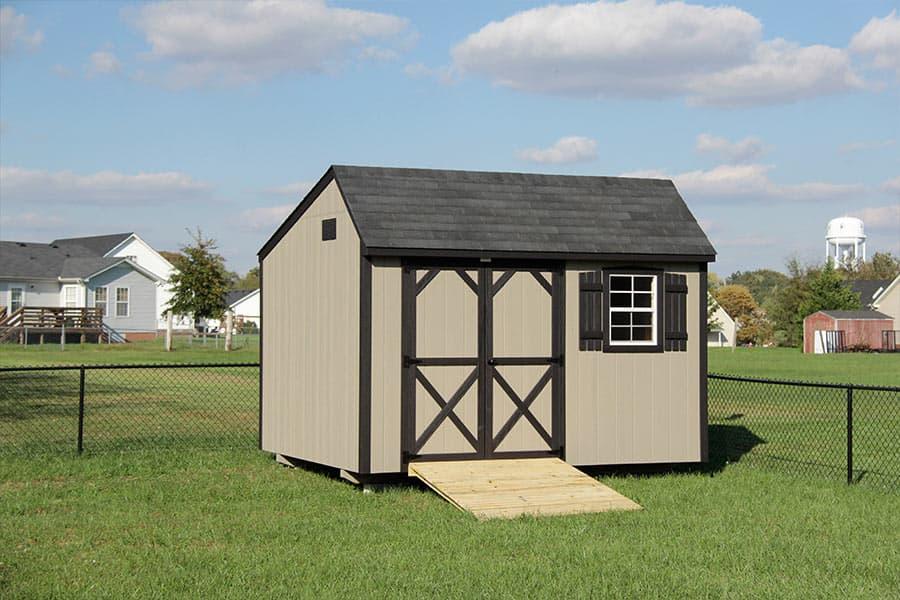 storage shed ideas