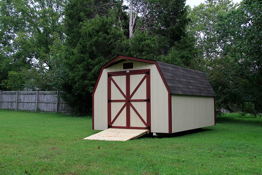 storage shed ideas in tennessee