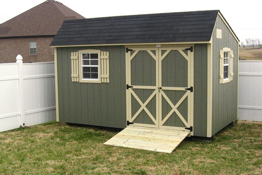 storage shed idea in ky