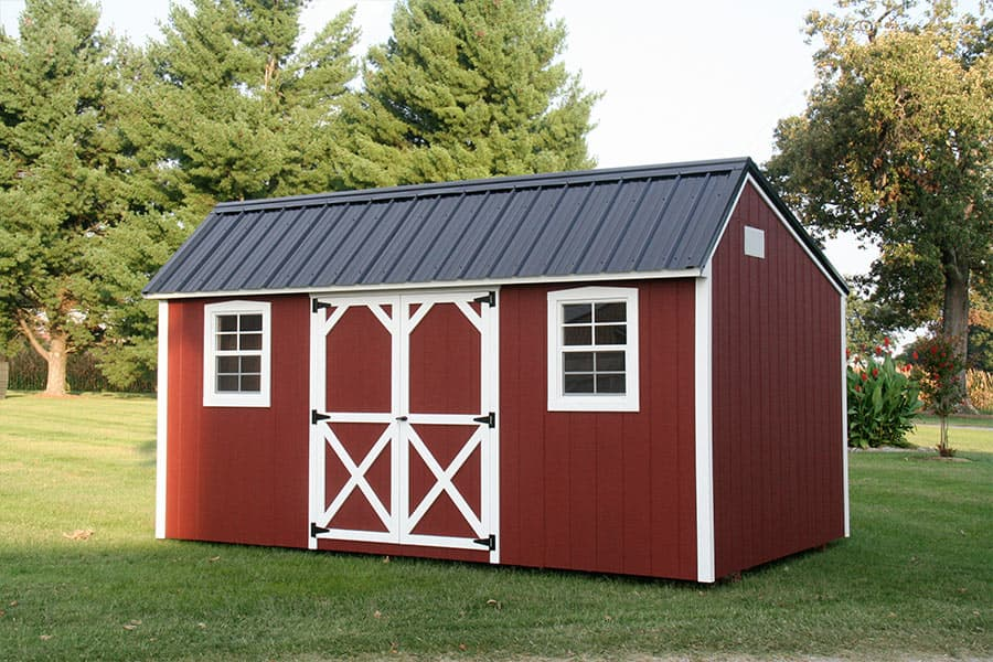 storage shed ideas in tn ky