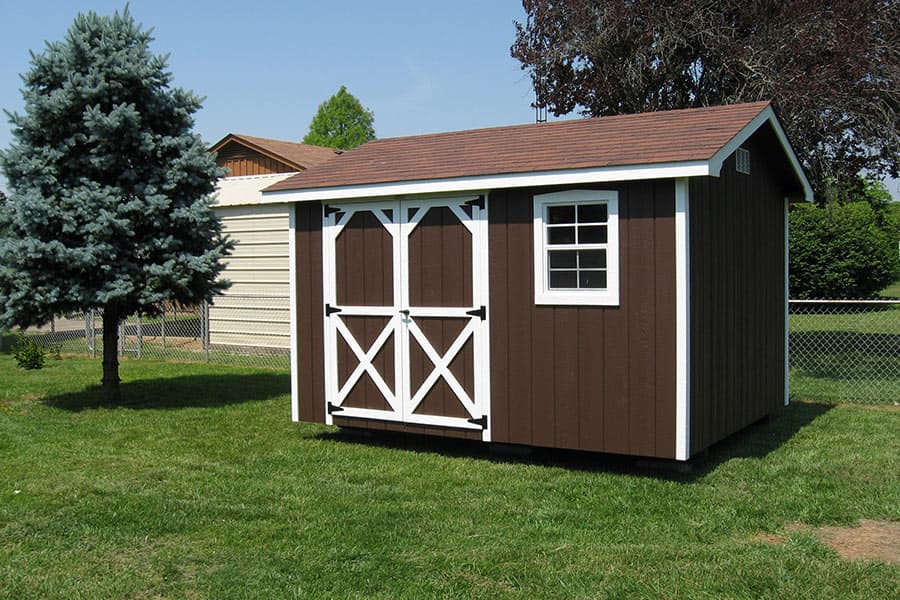 outdoor storage shed ideas in tn