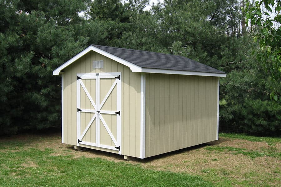 storage shed ideas ky